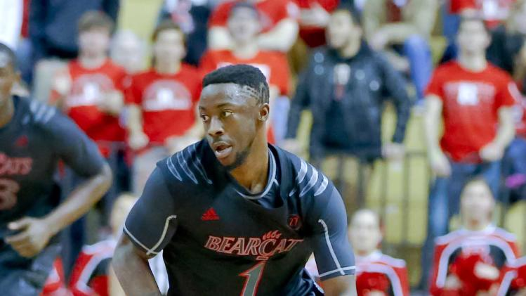 NCAA Basketball: Cincinnati at Rutgers