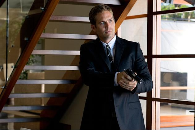 Takers Screen Gems 2010 Production Photos Paul Walker