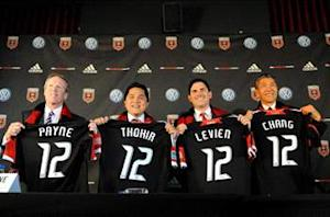 Payne steps down as president and CEO of D.C. United