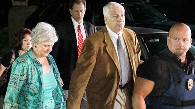 Jerry Sandusky's Wife Faces More Time in Court (ABC News)
