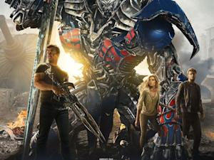 """Transformers 4"" was the only film to gross over $1 billion at the global box office in 2014."