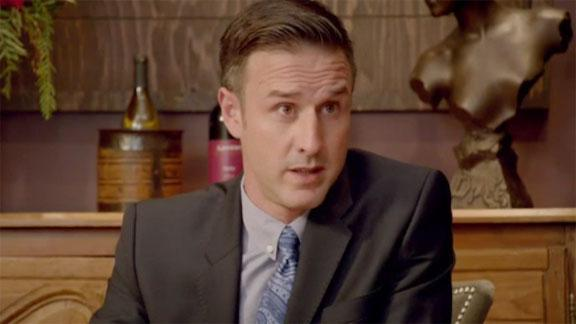 David Arquette on 'Cougar Town'
