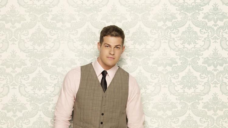 "Greg Finley stars as Jack Pappers in ""The Secret Life of the American Teenager."""