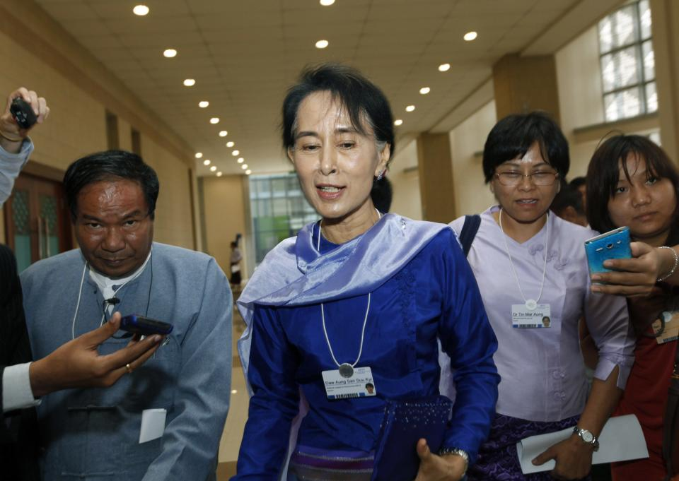 Prestigious forum draws decision-makers to Myanmar