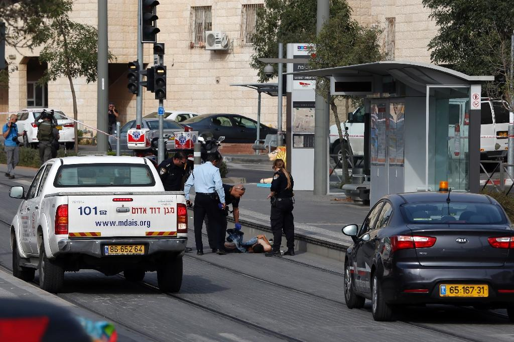 Israel vows to defeat 'knife terror' after new attacks
