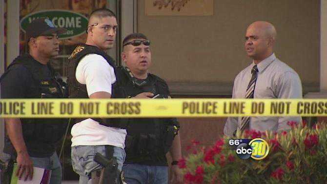 Fight ends in gunfire outside Foods Co in Tulare