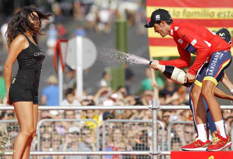 Contador in another compromising situation