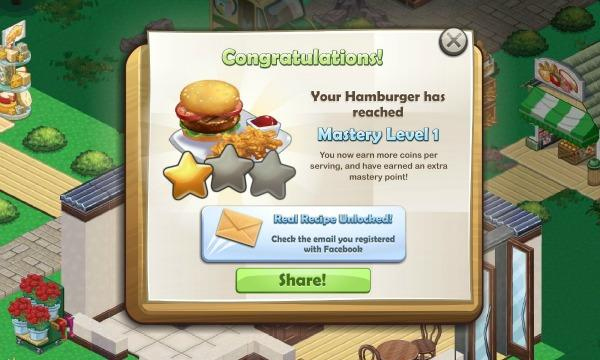 Zynga's ChefVille Will Help You Make Dinner