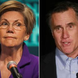 Who Said It: Mitt Romney Or Elizabeth Warren?