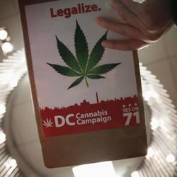 I've Never Smoked Pot. Here's What Happened When I Tried To Get It Legally In D.C.