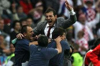 Bilic confirms he will quit Croatia after Euro 2012