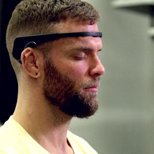 A HEADBAND THAT REDUCES STRESS AND ANXIETY