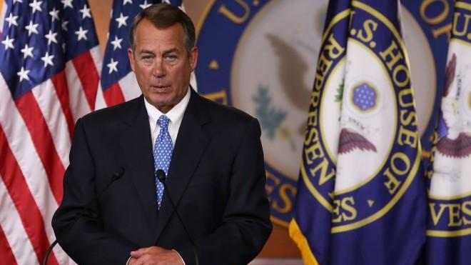 Could ObamaCare cost John Boehner the speaker's gavel?