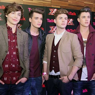Max George Comforts X Factor Rejects Union J With Promise Of &#x2018;Lots Of Ladies&#x2019;