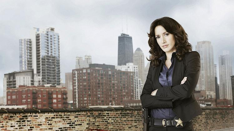 "Jennifer Beals stars as Superintendent Teresa Colvin in ""The Chicago Code."""