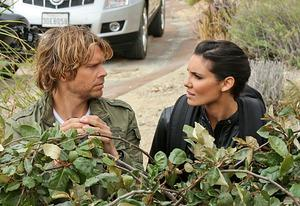 Eric Christian Olsen, Daniela Ruah | Photo Credits: Richard Cartwright/CBS