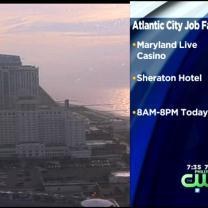 Job Fair Held In Atlantic City