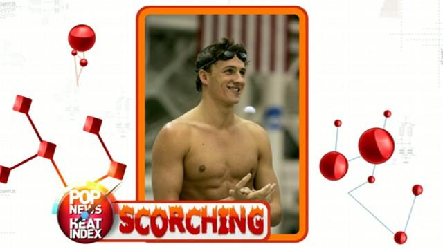 Ryan Lochte on 'Dancing With the Stars'?; Katie Couric's Good Housekeeping Magazine Spread