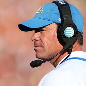 Jim Mora: Josh Rosen ushering in new QB class