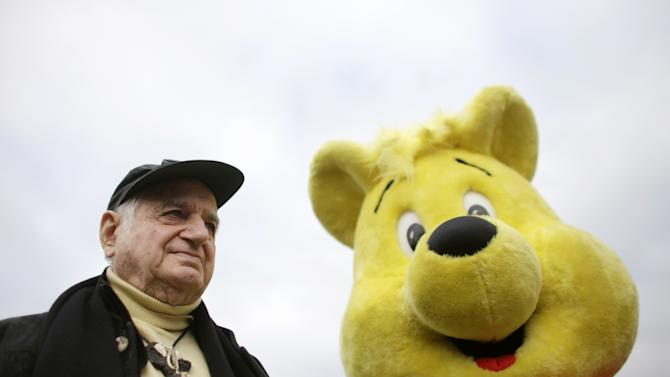 German gummi bear baron Hans Riegel dies at 90