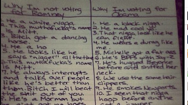 Snoop Dogg Didn't Write That List of Reasons He Won't Vote for Romney