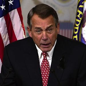 Boehner: Conservative groups have