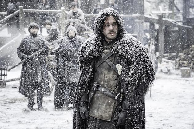 Game of Thrones' Kit Harington to Fans: 'Sorry for Lying to Everyone!'