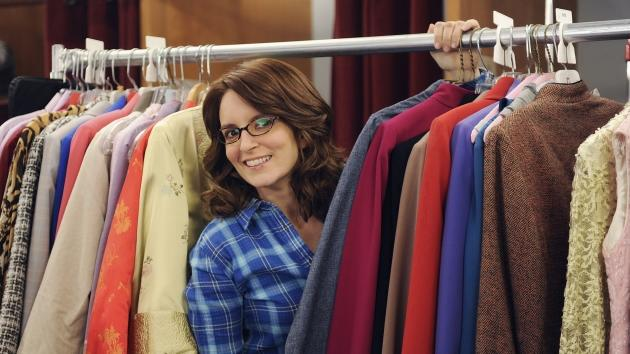 Tina Fey as Liz Lemon on NBC's '30 Rock' -- Getty Premium