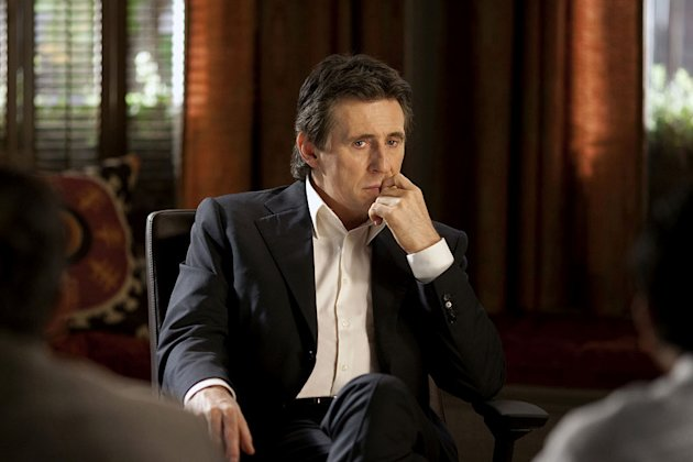 "Gabriel Byrne stars in ""In Treatment."""