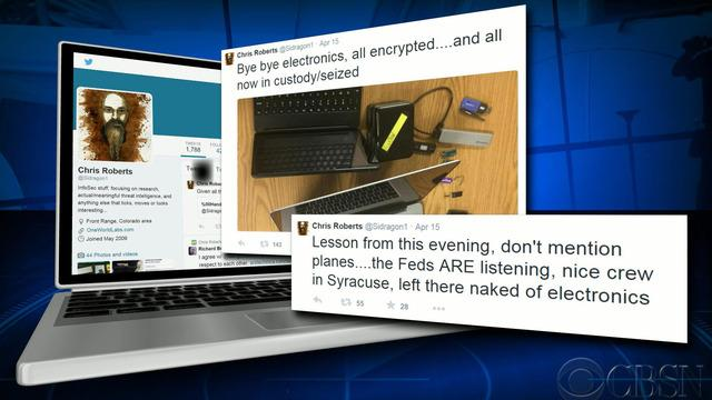 Researcher denied airline flight after tweet about hacking