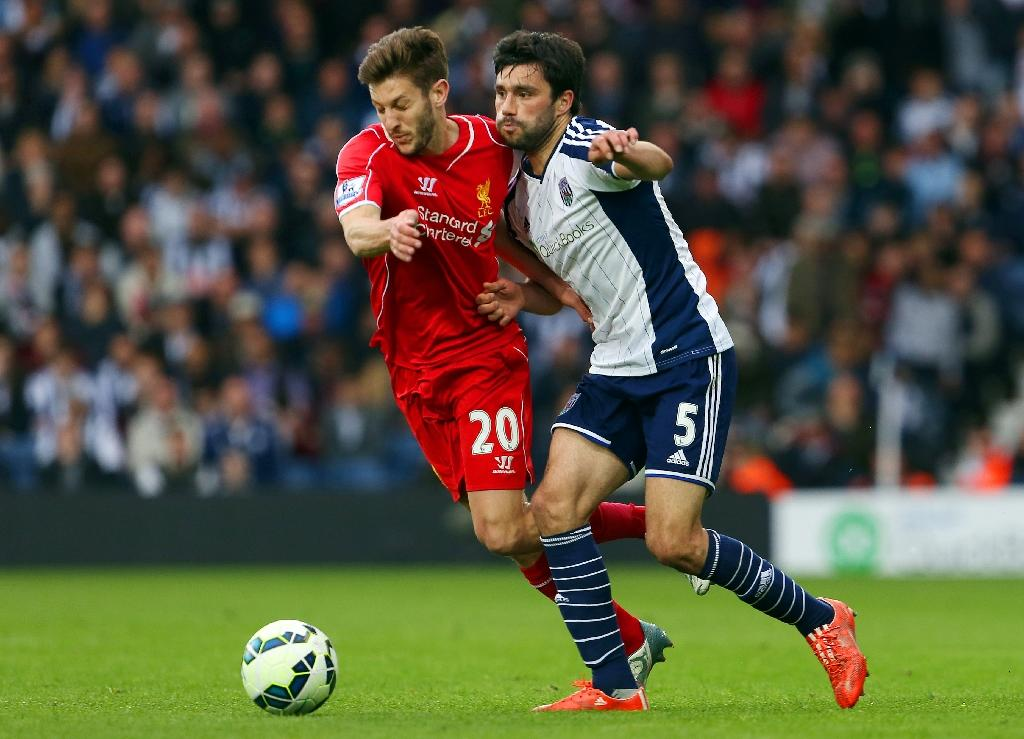 West Brom dent Liverpool's Champions League challenge
