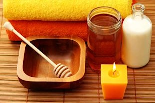 Glowing skin tip: Raid your kitchen