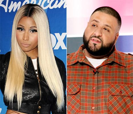 "Nicki Minaj Addresses DJ Khaled's Proposal: ""I Was Shocked,"" He Wasn't Serious"