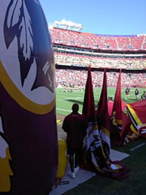 Tailgating at FedEx Field: Home to the Washington Redskins