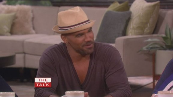 The Talk - Shemar Moore on 'Criminal Minds' Finale