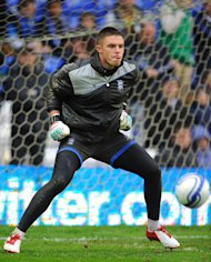 Jack Butland is set to make his England debut having never played a senior game for Birmingham