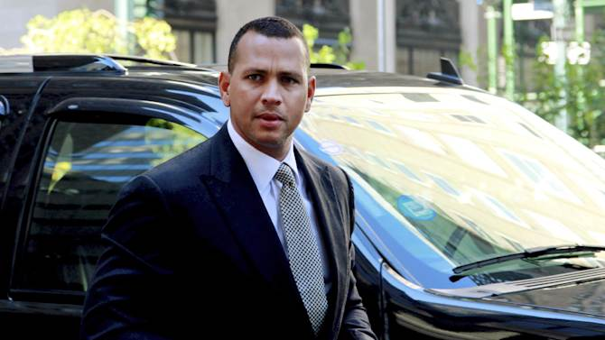 Report: A-Rod failed MLB stimulant test in 2006