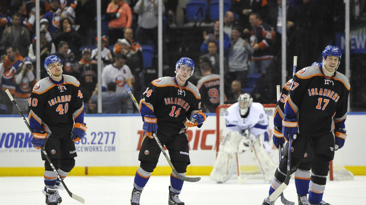 Islanders, Devils set for Brooklyn preseason game