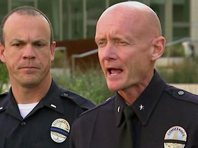 Police: Condition of Wounded Officers 'Unknown'