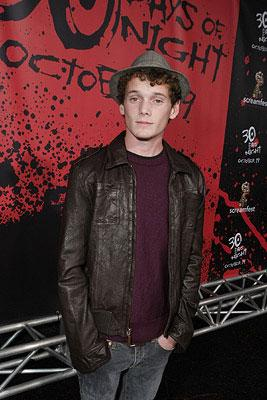Anton Yelchin at the Los Angeles premiere of Columbia Pictures' 30 Days of Night