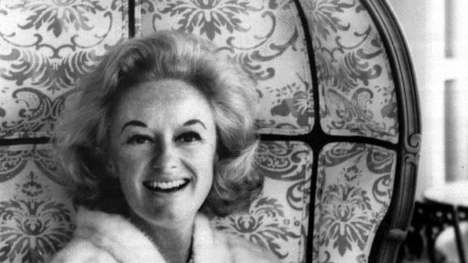 FILE--In this October 1969 file photo, Comedian Phyllis Diller poses for a portrait. Diller, the housewife turned humorist who aimed some of her sharpest barbs at herself, died Monday, Aug. 20, 2012, at age 95 in Los Angeles. (AP Photo/File)