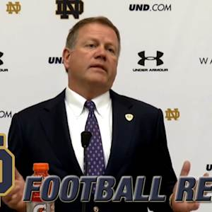 Undefeated Irish Take Center Stage in South Bend | Notre Dame Football Report