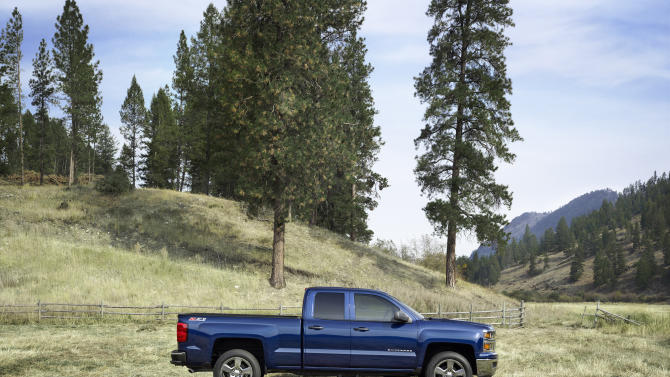 GM gives its pickups a much-needed makeover