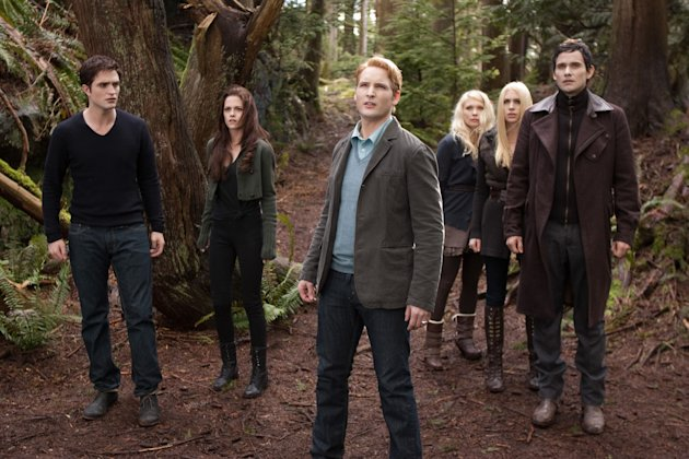 "Cuplikan adegan ""Twilight Saga: Breaking Dawn - Part 2"""