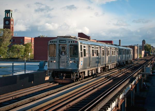 Fun With Urban Planning: Campaign Wants to Connect the CTA's Brown and Blue Lines