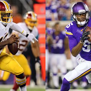 Redskins at Vikings Preview