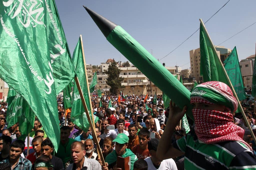 Americans seek 'war crimes' charges against Hamas leaders