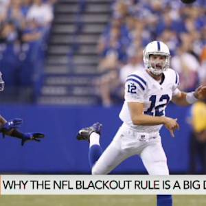 Is the NFL Blackout Rule Really a Big Deal?