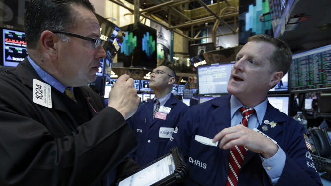 Stock market slips on weak earnings