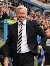 Alan Pardew's Newcastle host Bordeaux in the Europa League on Thursday
